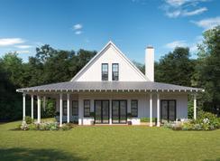 The Magnolia - Peartree Farms: Auburn, Alabama - Holland Homes