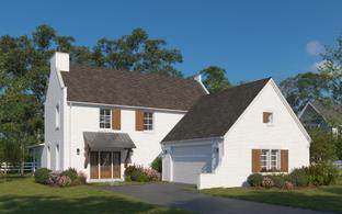 The Hampshire - Stonewood Farms: Springville, Alabama - Holland Homes