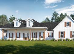 The Paisley - Stonewood Farms: Springville, Alabama - Holland Homes