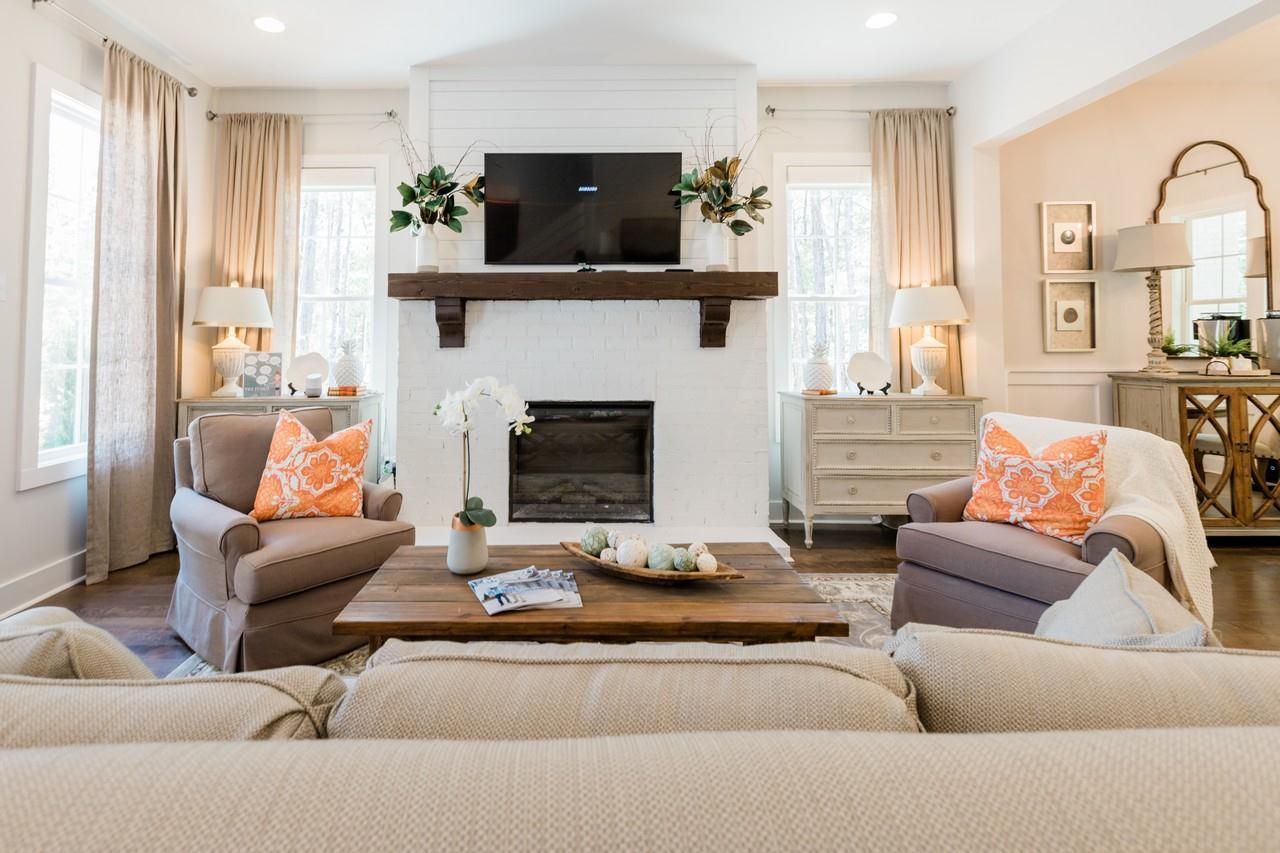 Living Area featured in The Azalea Rose By Holland Homes in Birmingham, AL