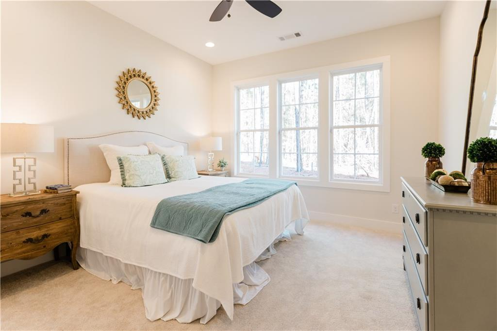 Bedroom featured in The Azalea By Holland Homes in Birmingham, AL