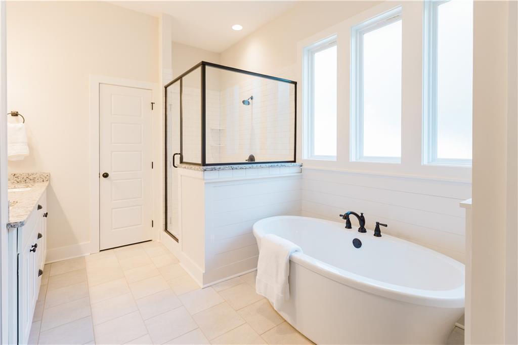 Bathroom featured in The Azalea By Holland Homes in Birmingham, AL