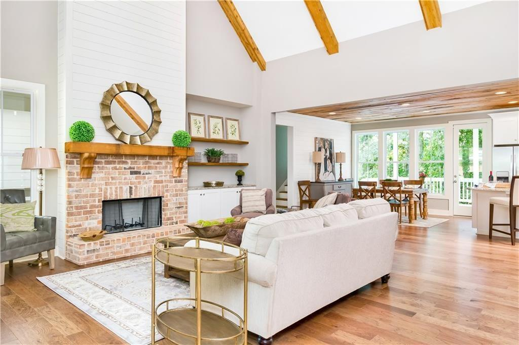 Living Area featured in The Farmville Cottage By Holland Homes in Birmingham, AL