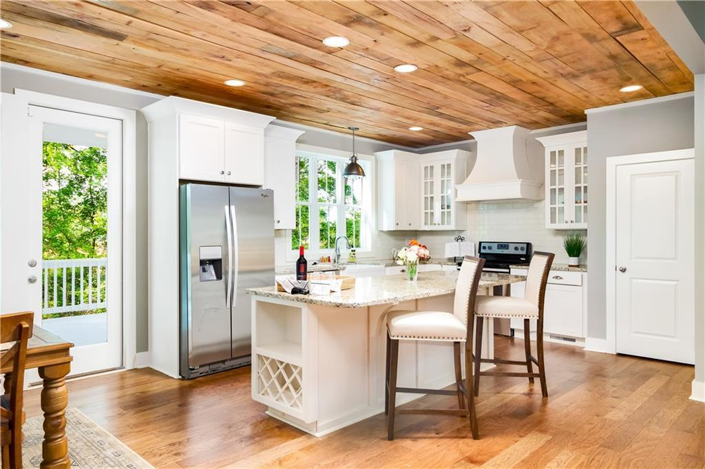 Kitchen featured in The Farmville Cottage By Holland Homes in Birmingham, AL