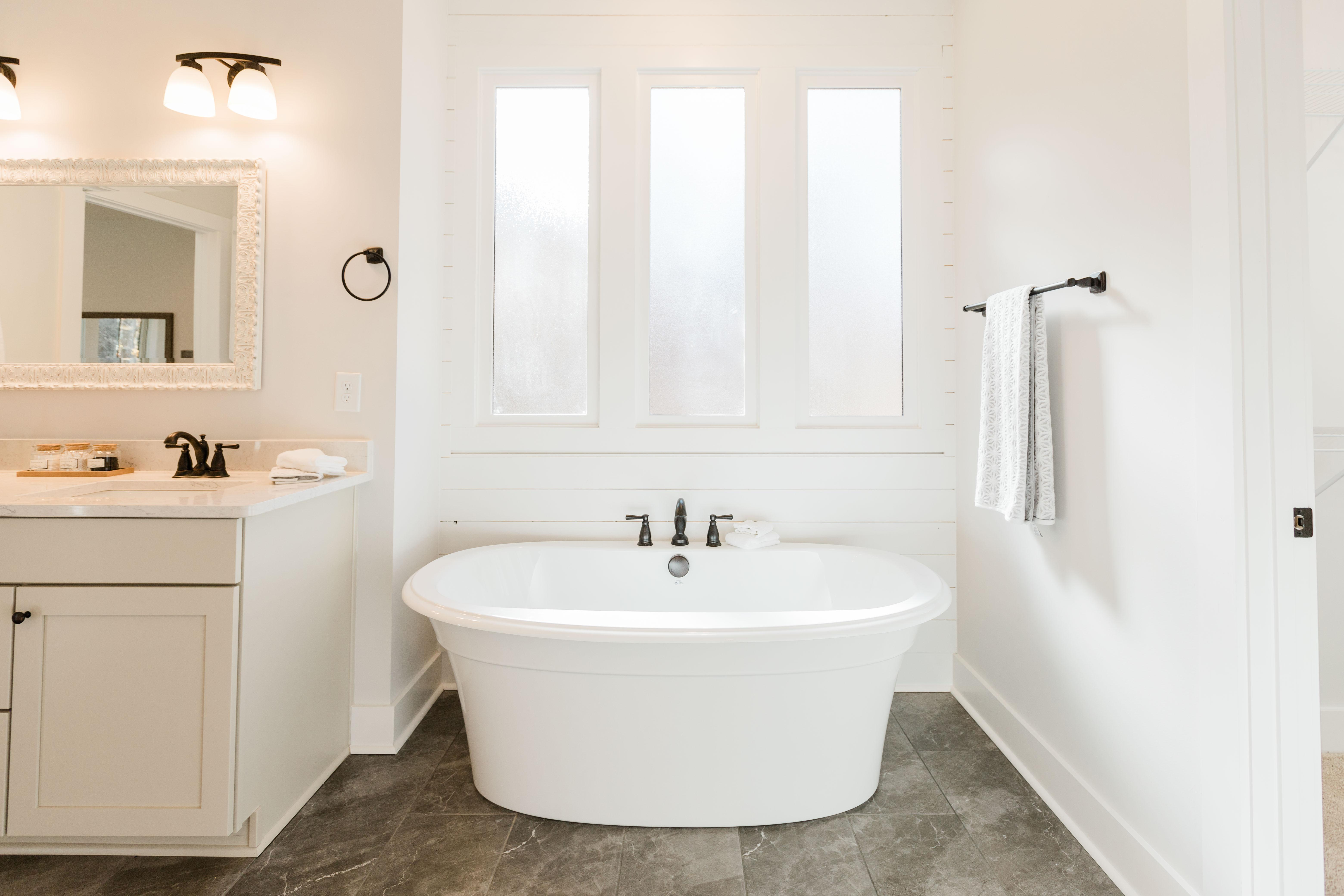 Bathroom featured in The Farmville Cottage By Holland Homes in Birmingham, AL