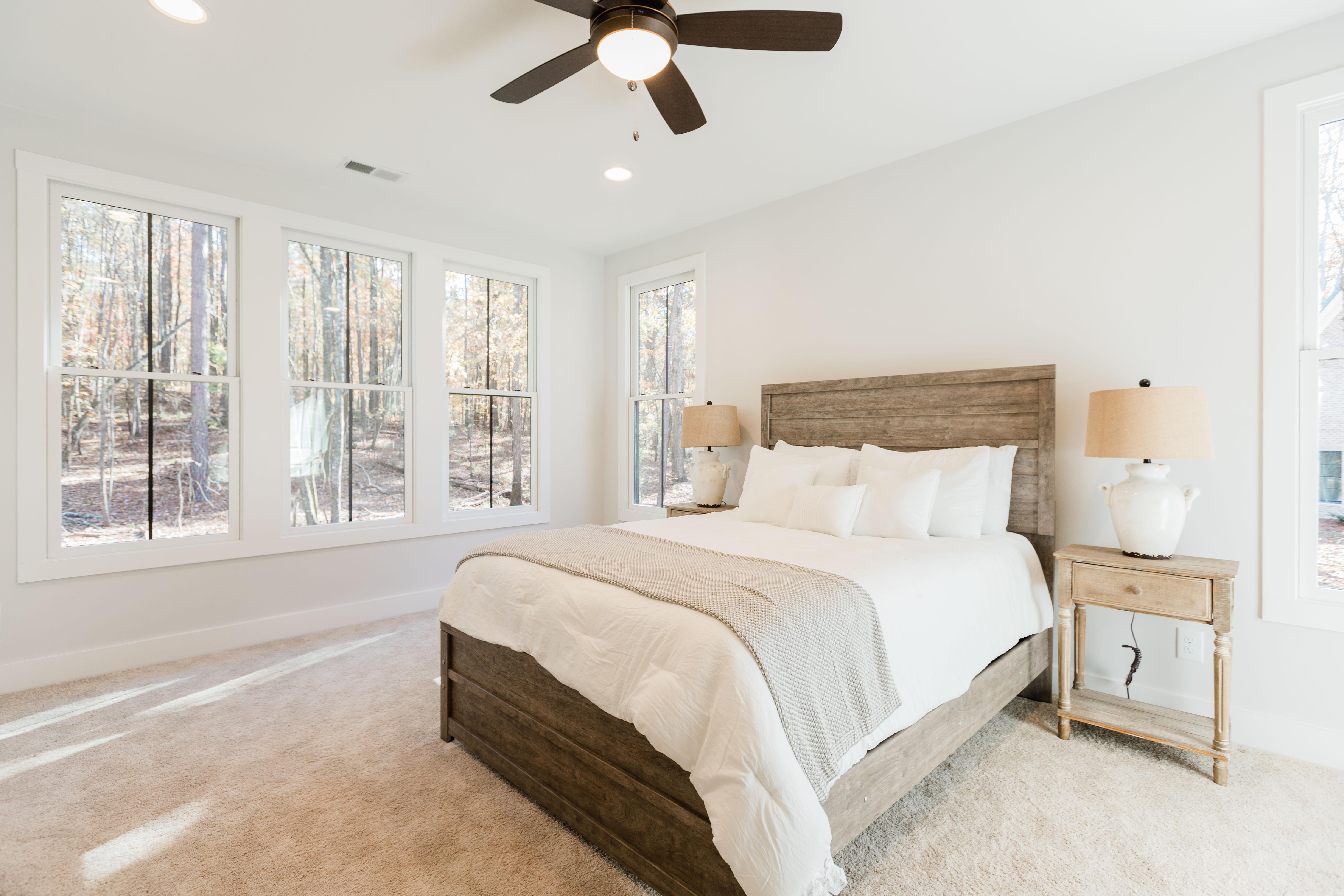 Bedroom featured in The Farmville Cottage By Holland Homes in Birmingham, AL