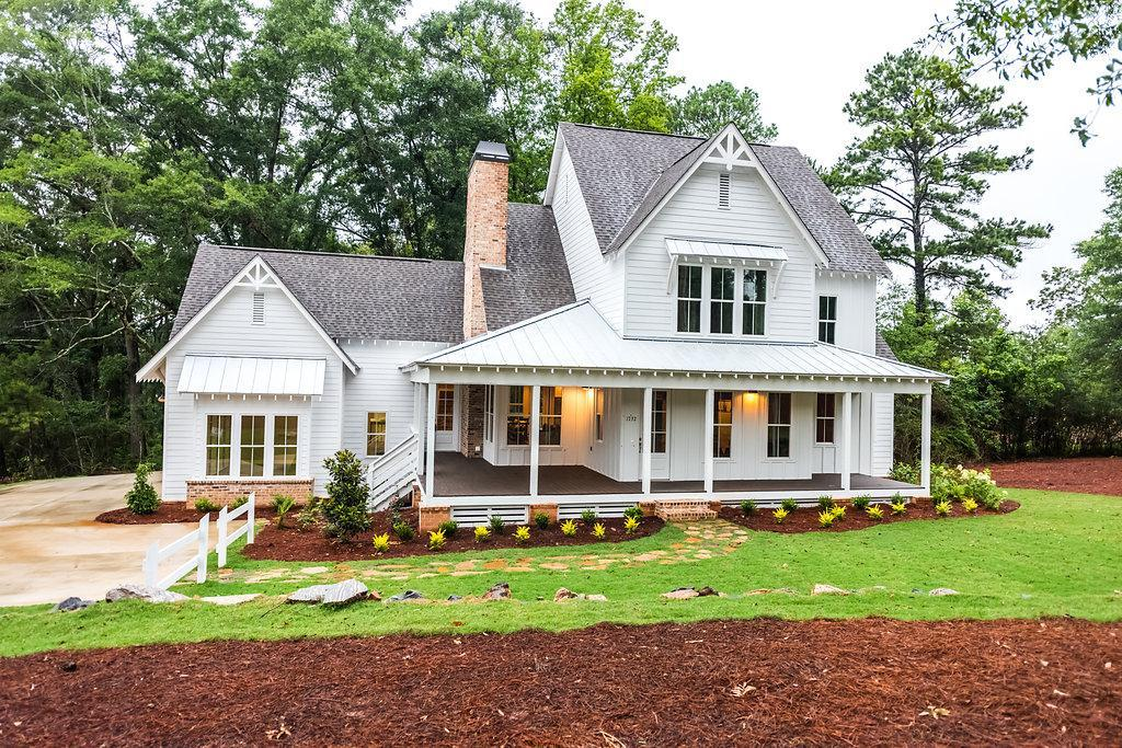Exterior featured in The Farmville Cottage By Holland Homes in Birmingham, AL