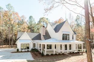 The Farmville Cottage 2 Car - Peartree Farms: Auburn, Georgia - Holland Homes