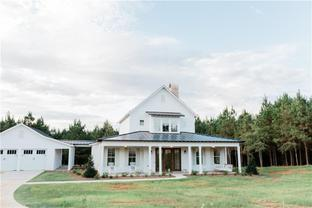 The Lowcountry - Peartree Farms: Auburn, Georgia - Holland Homes