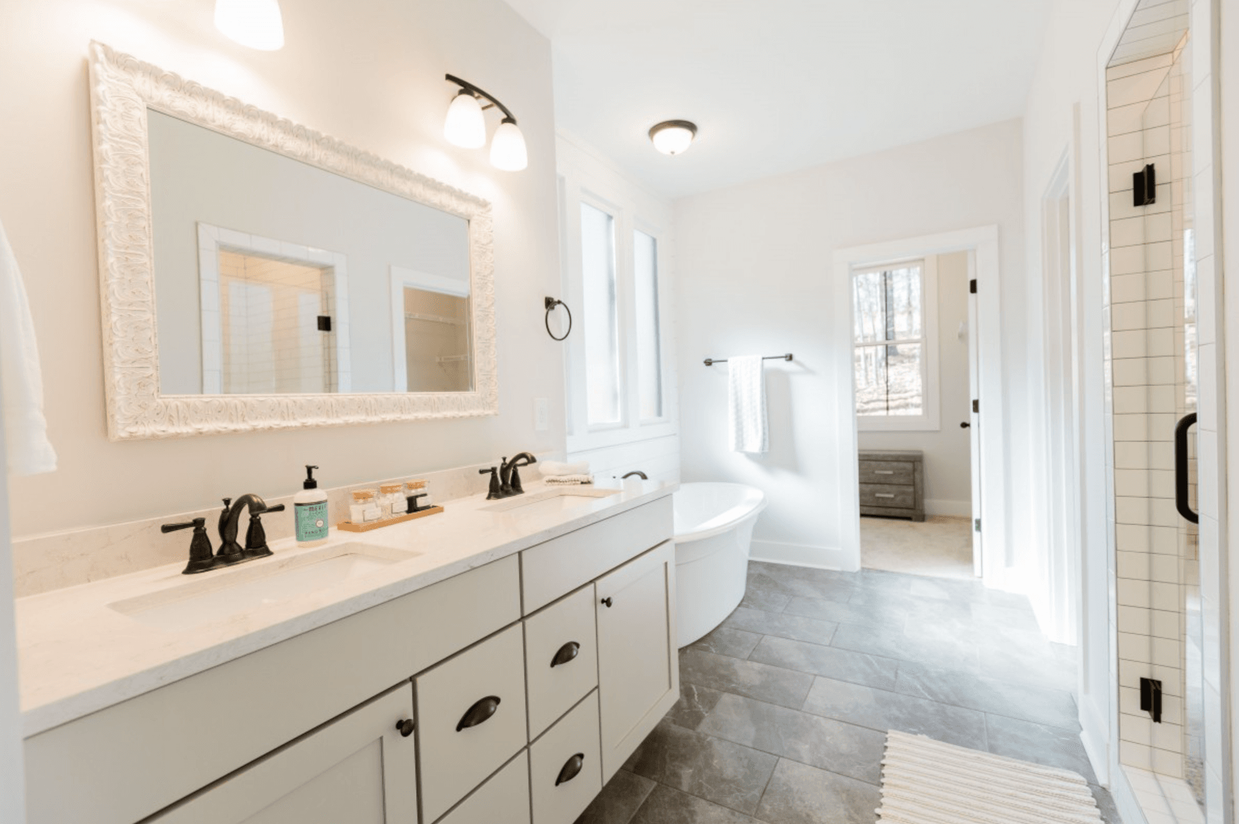 Bathroom featured in The Farmville Cottage 3 Car w/ MIL By Holland Homes in Auburn-Opelika, AL
