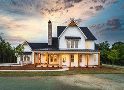 The Farmville Cottage 3 Car w/ MIL - Peartree Farms: Auburn, Georgia - Holland Homes