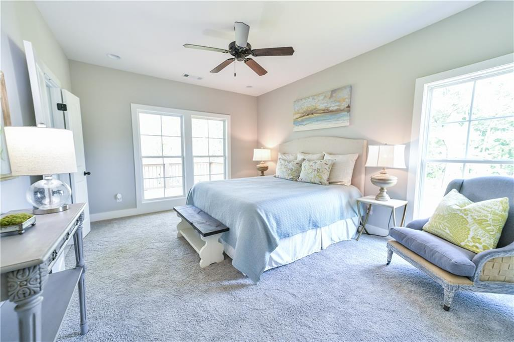 Bedroom featured in the Lawden D 4/3 By Holland Homes in Auburn-Opelika, AL