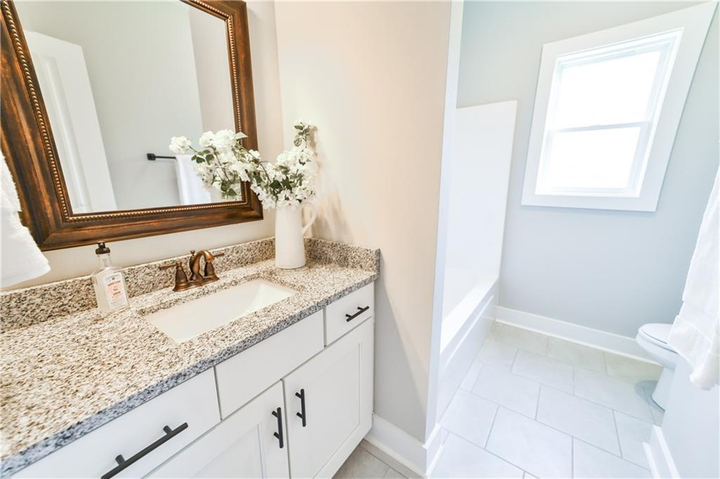 Bathroom featured in the Lawden D 4/3 By Holland Homes in Auburn-Opelika, AL