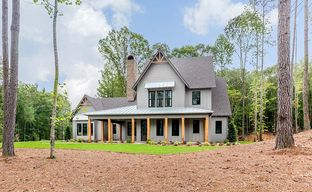 The Highlands of Chelsea by Holland Homes in Birmingham Alabama