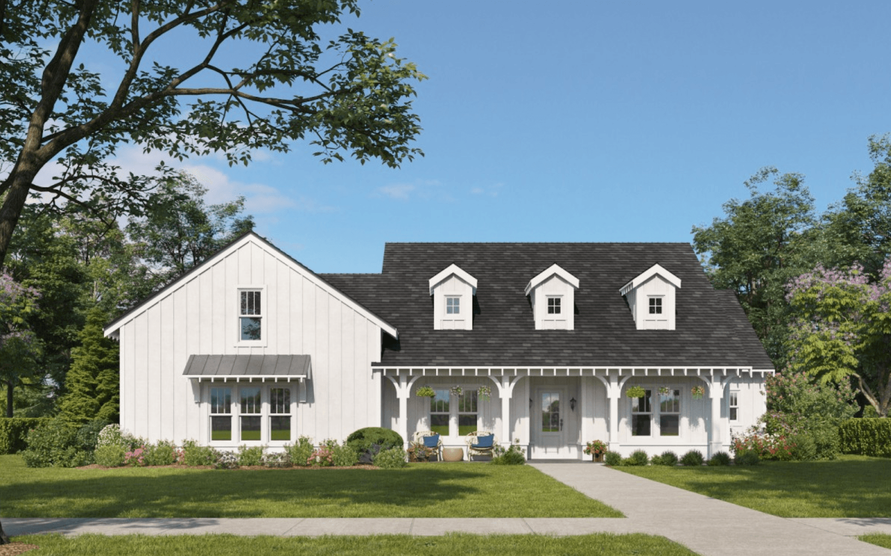 Exterior featured in The Fullerton By Holland Homes in Birmingham, AL