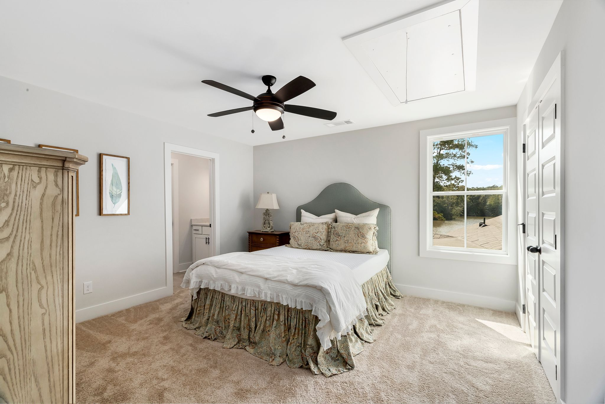 Bedroom featured in The Hampshire By Holland Homes in Auburn-Opelika, AL