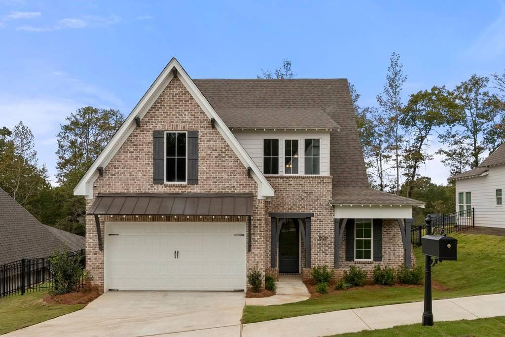 Exterior featured in the Lawden D 4/3 By Holland Homes in Auburn-Opelika, AL