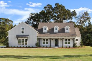 The Fullerton - The Highlands of Chelsea: Chelsea, Alabama - Holland Homes