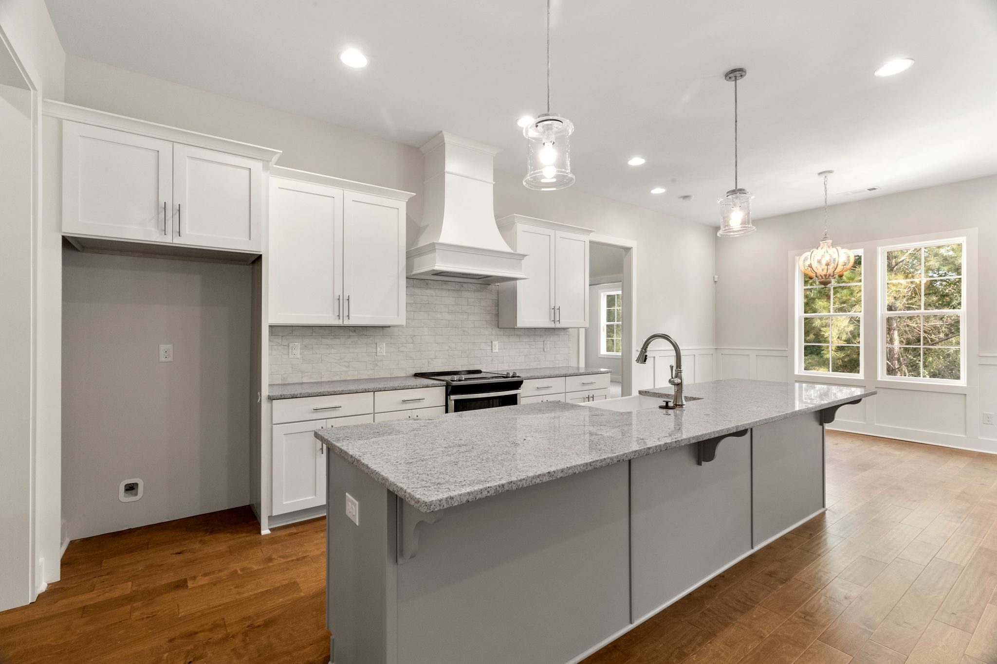 Kitchen featured in The Fullerton By Holland Homes in Birmingham, AL