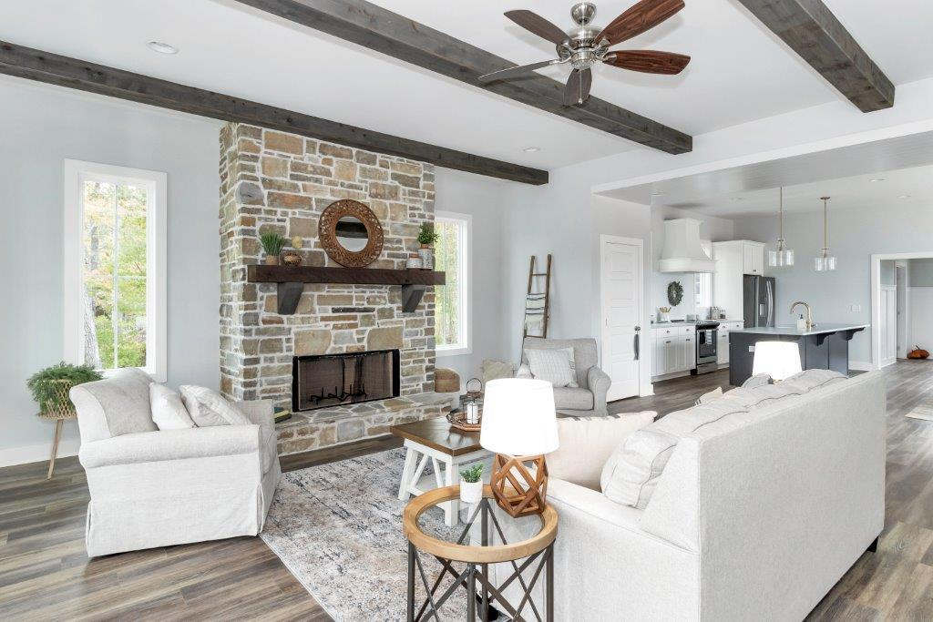 Living Area featured in The Creekside Cottage By Holland Homes in Auburn-Opelika, AL