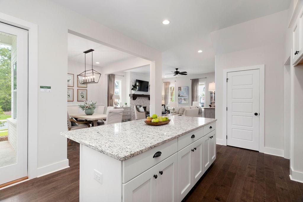 Kitchen featured in The Azalea By Holland Homes in Auburn-Opelika, AL