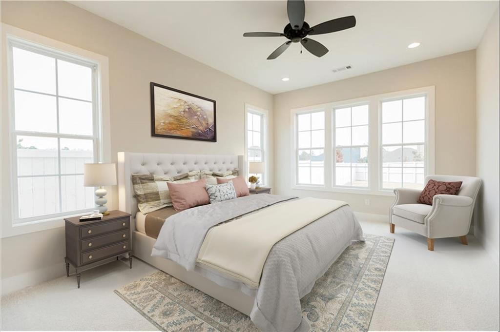 'The Cottages at Cloverleaf' by Holland Homes in Auburn-Opelika