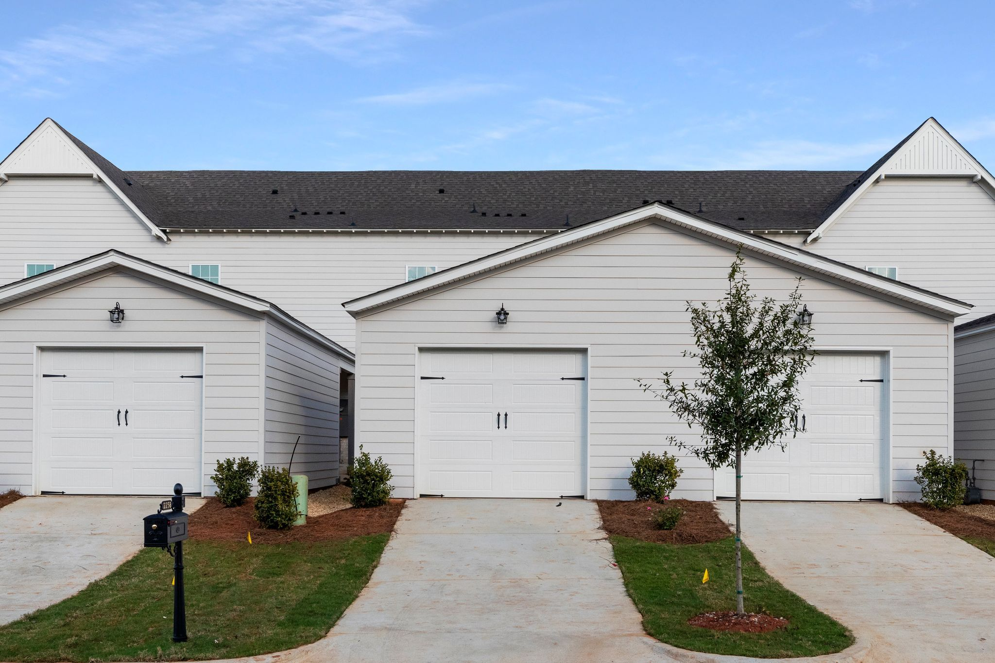 Exterior featured in the Interior Unit By Holland Homes in Auburn-Opelika, AL