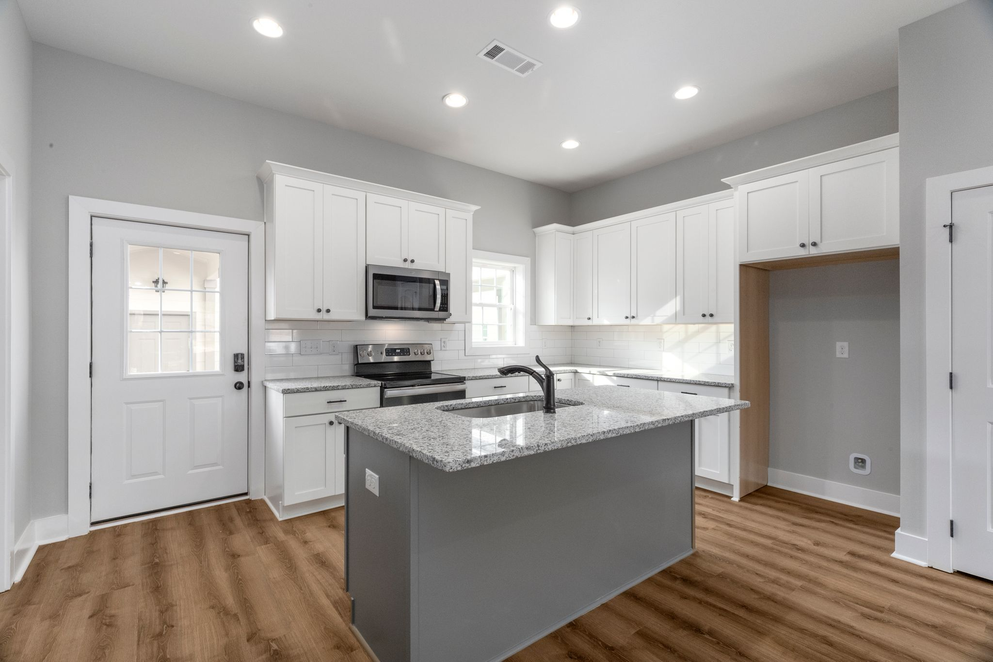 Kitchen featured in the Interior Unit By Holland Homes in Auburn-Opelika, AL