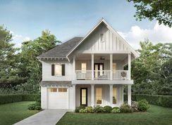 The Katherine - Piper Glen: Auburn, Georgia - Holland Homes