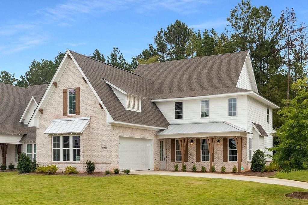 Exterior featured in The Azalea By Holland Homes in Auburn-Opelika, AL