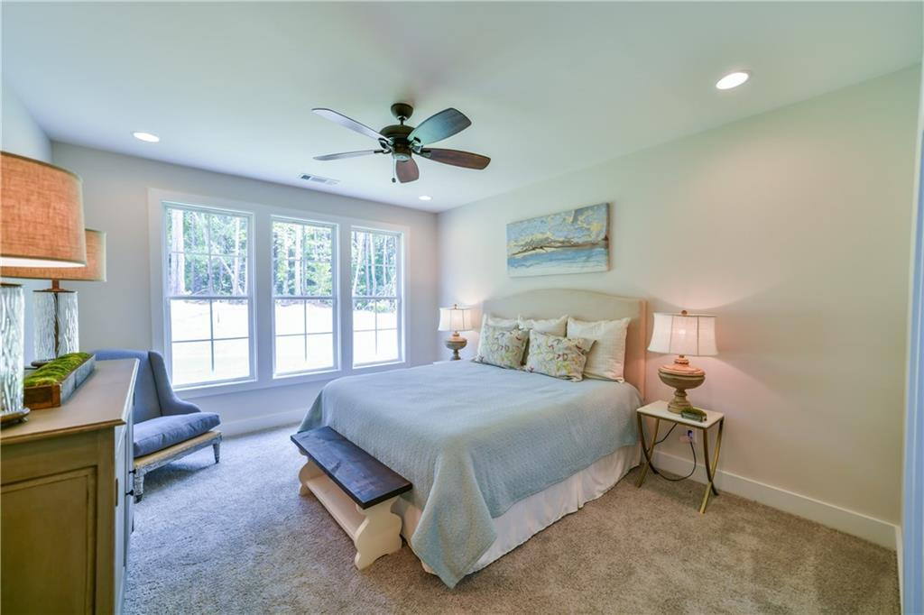 Bedroom featured in The Pinedale By Holland Homes in Auburn-Opelika, AL