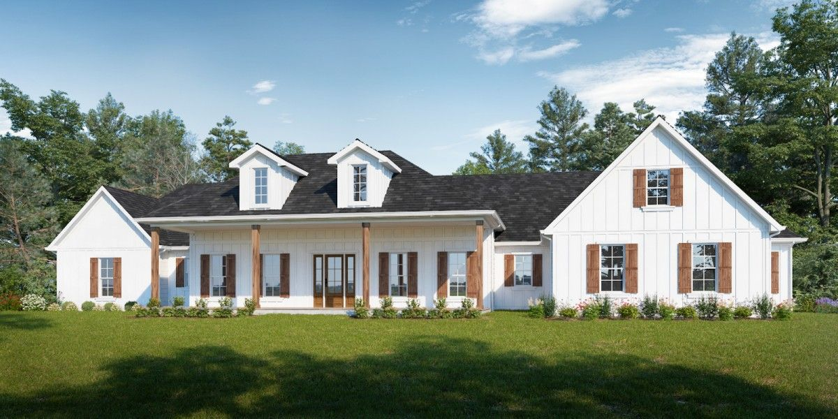 Exterior featured in The Paisley By Holland Homes in Auburn-Opelika, AL