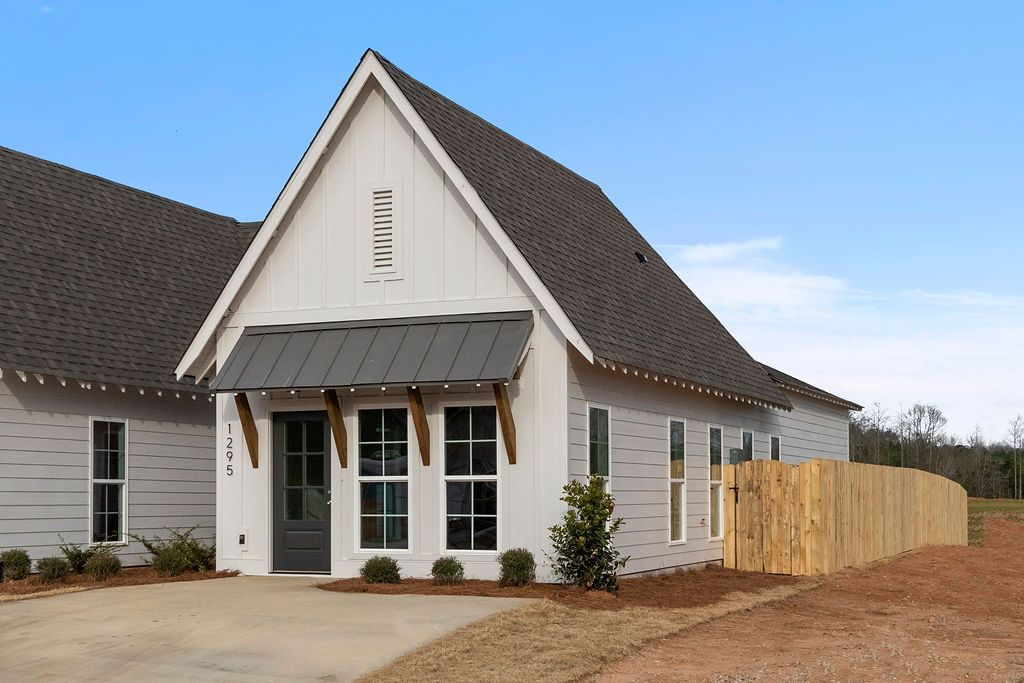 Exterior featured in the Duette 2 By Holland Homes in Auburn-Opelika, AL