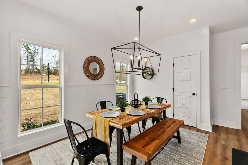 Kitchen featured in the Duette 3 By Holland Homes in Auburn-Opelika, AL