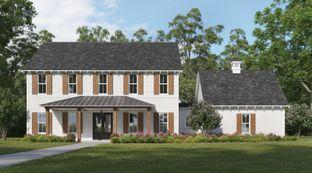 The Remington - Stonewood Farms: Springville, Alabama - Holland Homes