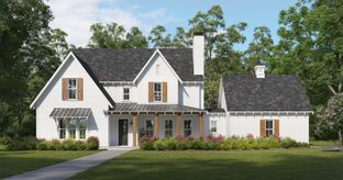 The Riley - Stonewood Farms: Springville, Alabama - Holland Homes