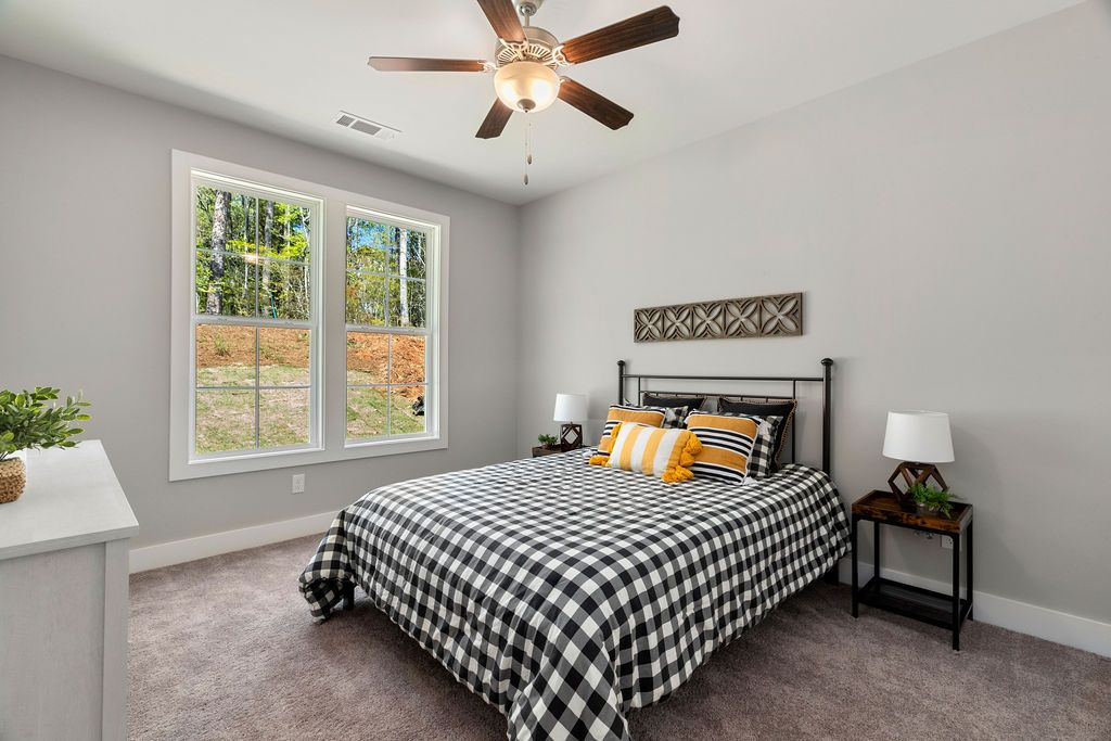 Bedroom featured in The Tate C By Holland Homes in Auburn-Opelika, AL