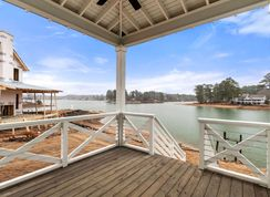 The Angler - The Point at Lake Martin: Dadeville, Alabama - Holland Homes