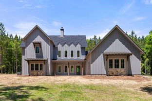 The Quincy - Peartree Farms: Auburn, Georgia - Holland Homes
