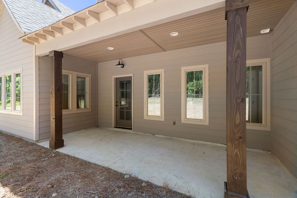 Exterior featured in The Quincy By Holland Homes in Auburn-Opelika, AL