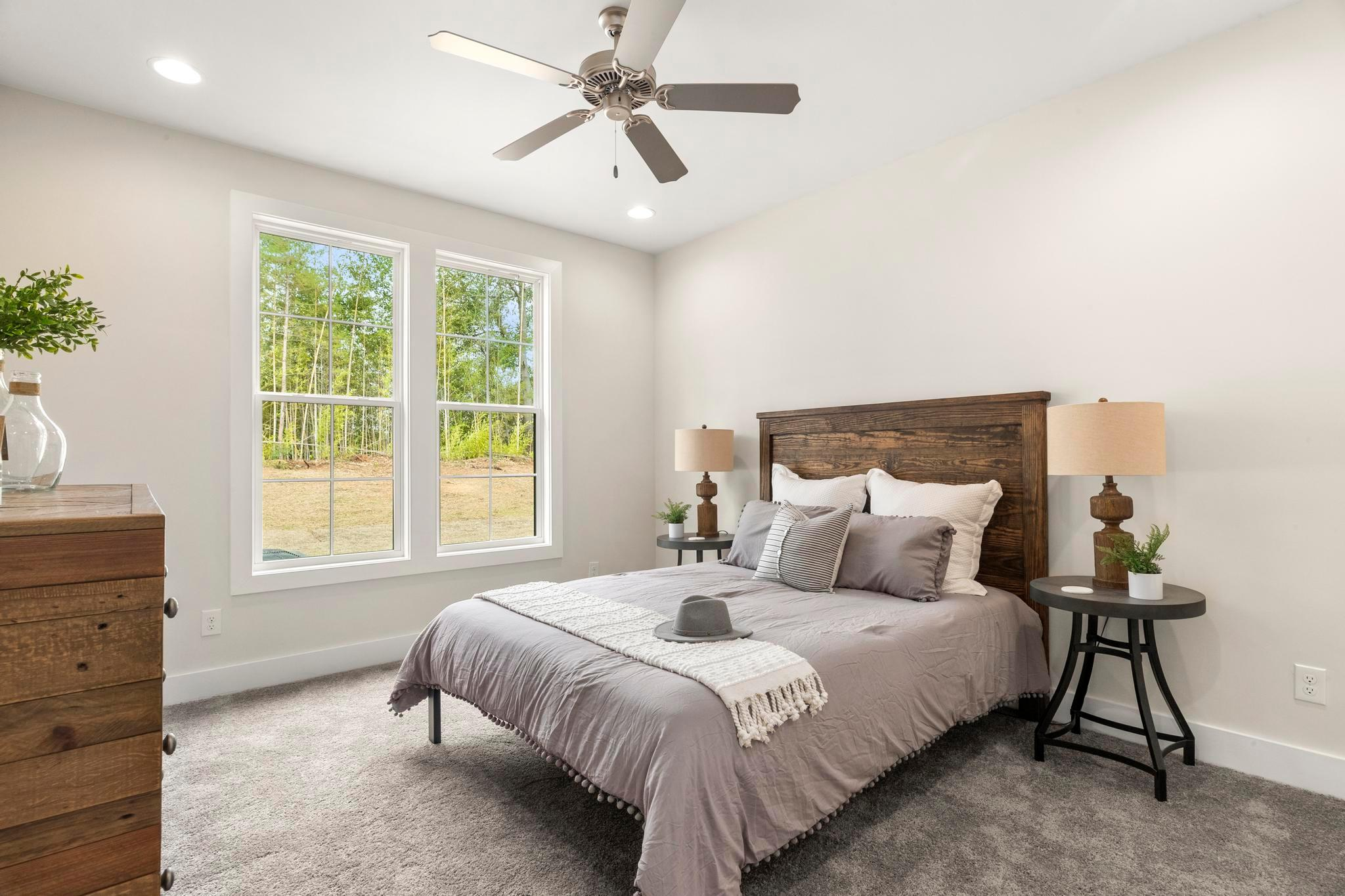 Bedroom featured in the 4 Bedroom Exterior Unit By Holland Homes in Auburn-Opelika, AL