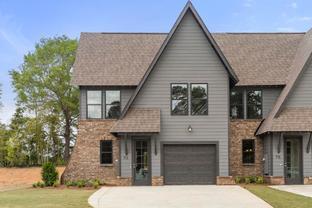 4 Bedroom Exterior Unit - Cyprus Cove: Auburn, Alabama - Holland Homes