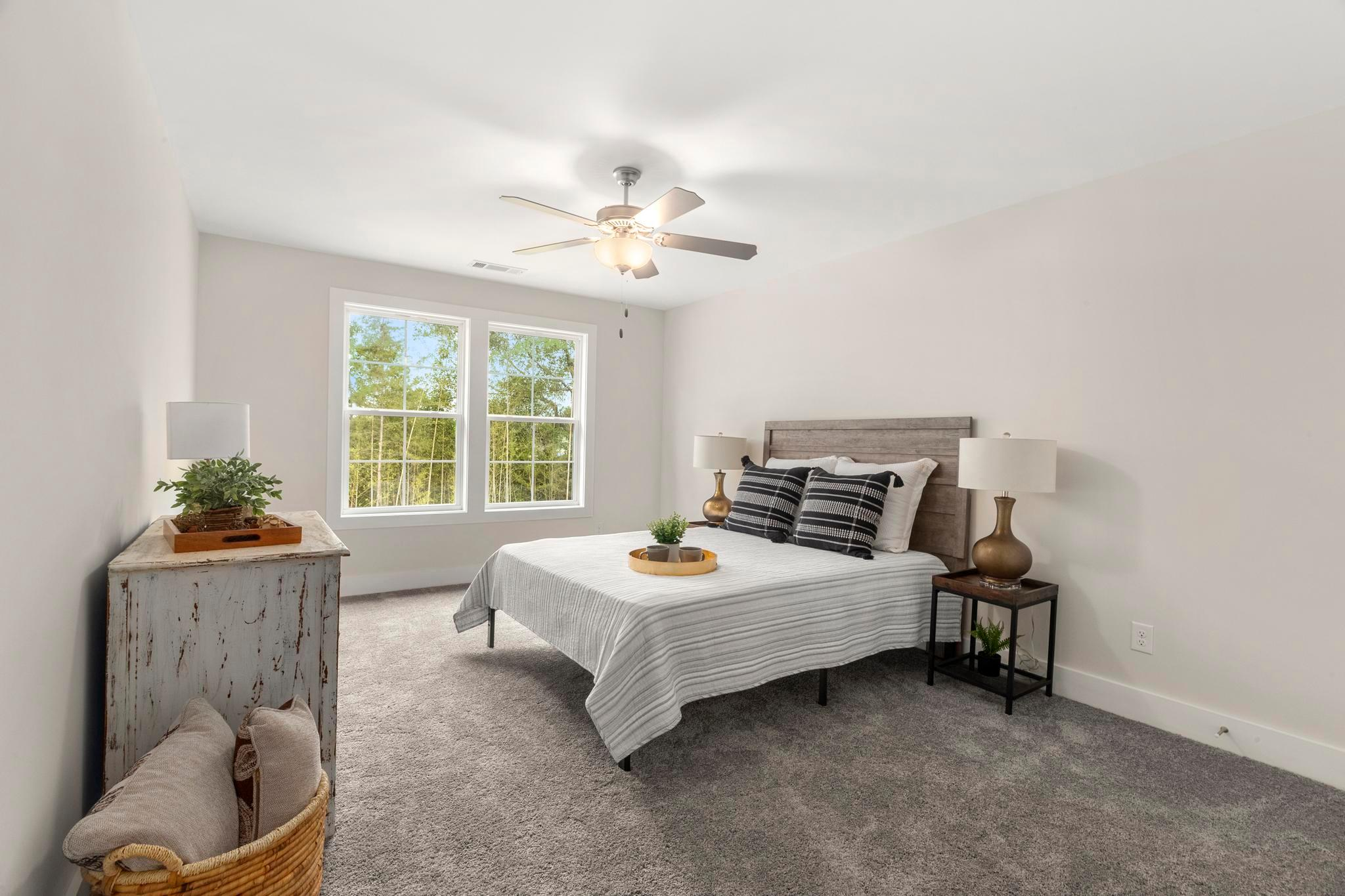 Bedroom featured in the 3 Bedroom Interior Unit By Holland Homes in Auburn-Opelika, AL