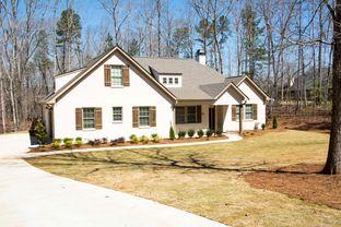 Fullerton - The Highlands of Chelsea: Chelsea, Alabama - Holland Homes