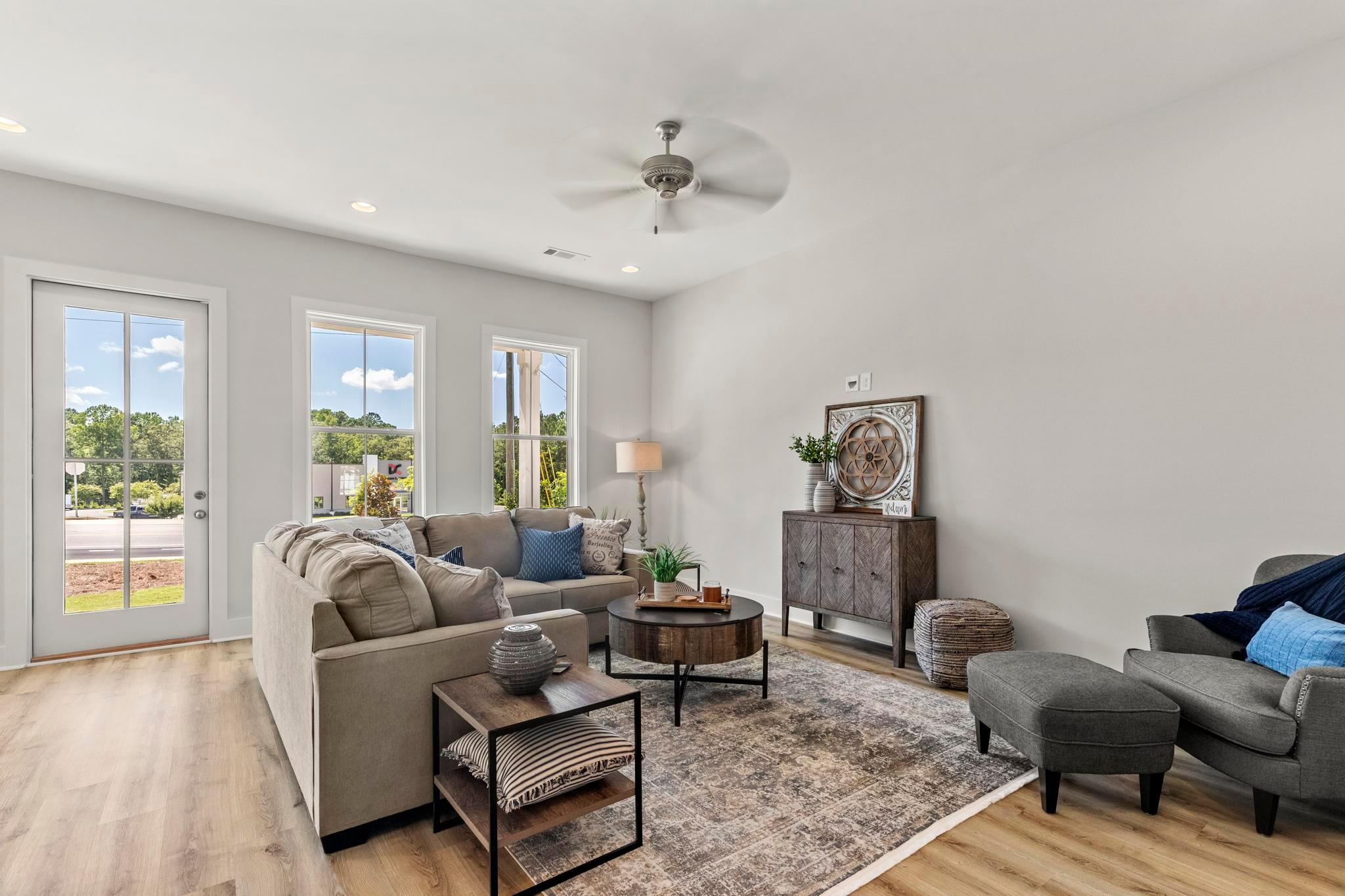 Living Area featured in the Townhome - 2 Car Interior Unit By Holland Homes in Auburn-Opelika, AL