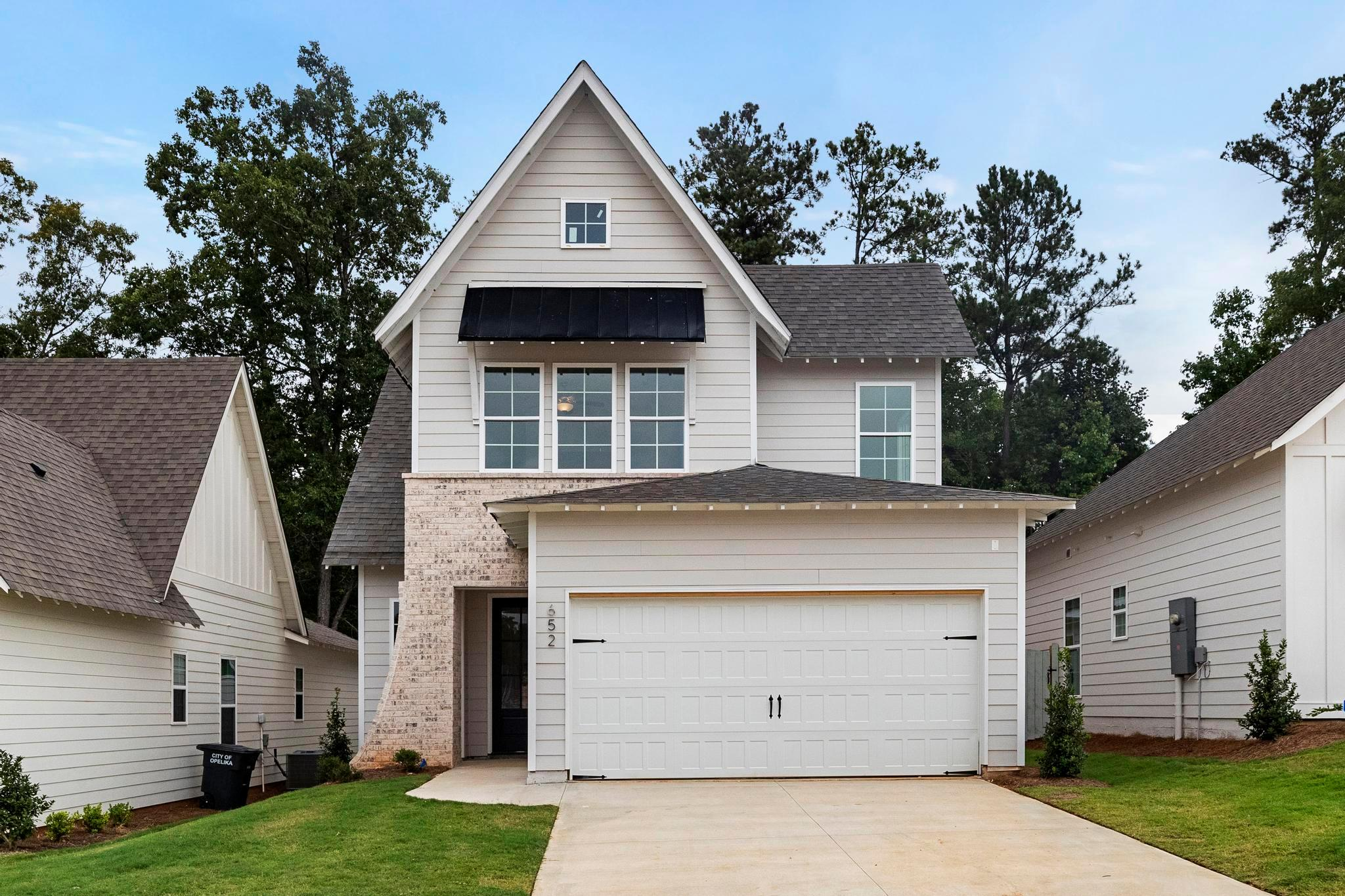 Exterior featured in The Trapper By Holland Homes in Auburn-Opelika, AL