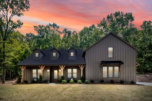 The Fullerton | Lot 15 - The Highlands of Chelsea: Chelsea, Alabama - Holland Homes
