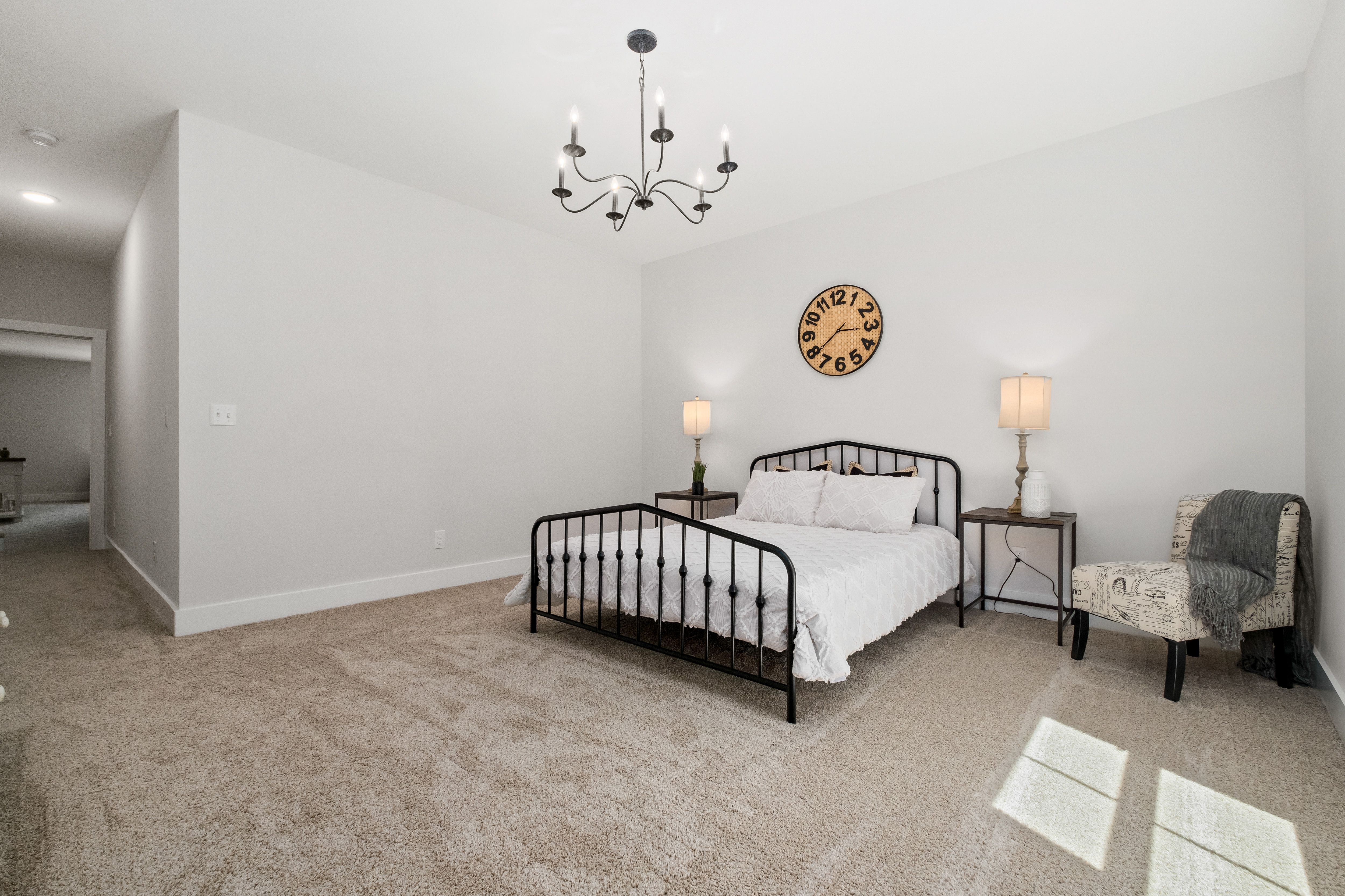 Bedroom featured in The Fullerton | Lot 15 By Holland Homes in Birmingham, AL