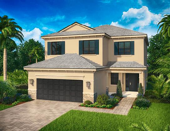 'Silverleaf' by Home Dynamics - Silverleaf in Palm Beach County