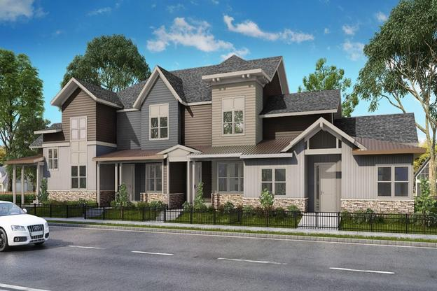 Townhomes on Vine